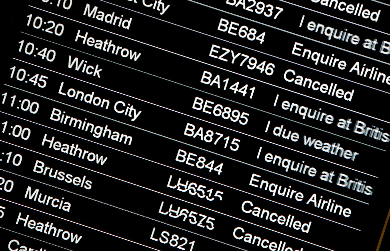 Flight delays | Been Delayed | Page 2